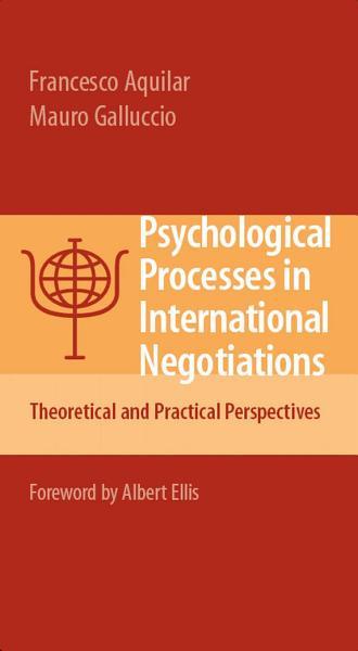 Psychological Processes in International Negotiations PDF