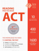 ACT Reading Practice Book Book