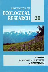 Advances in Ecological Research: Volume 20