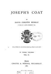 Joseph's coat: Volume 2