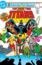 The New Teen Titans (1980-) #1