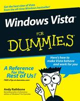 Windows Vista For Dummies PDF