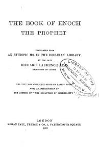 The Book of Enoch the Prophet Book