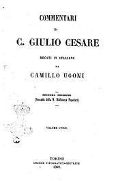 Commentari di C. Giulio Cesare