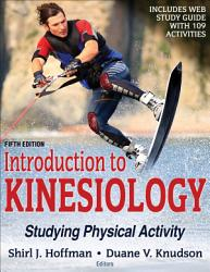 Introduction To Kinesiology Book PDF