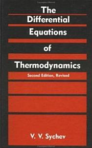 The Differential Equations Of Thermodynamics PDF