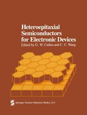 Heteroepitaxial Semiconductors for Electronic Devices