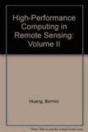 High-Performance Computing in Remote Sensing Ii