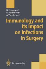 Immunology and Its Impact on Infections in Surgery