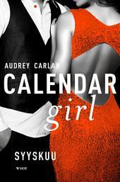 Calendar Girl. Syyskuu