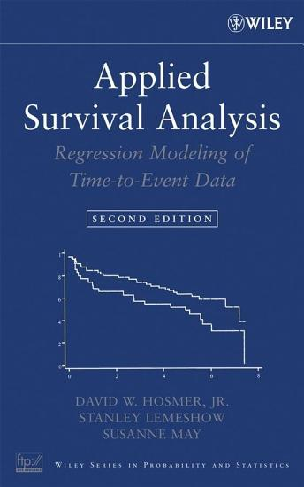 Applied Survival Analysis PDF