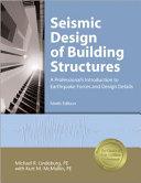 Seismic Design Of Building Structures