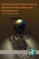 International Perspectives on Workforce Education and Development PDF