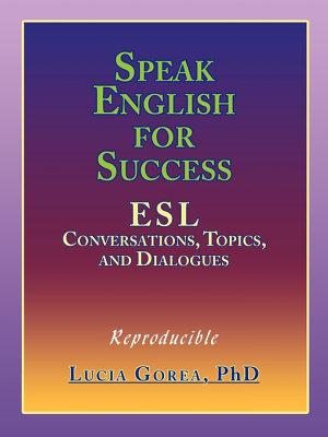 Speak English for Success