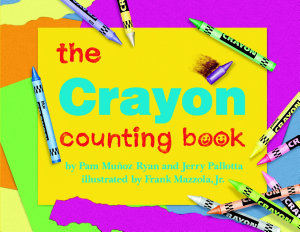 The Crayon Counting Book PDF