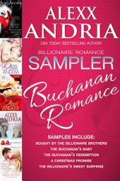 Buchanan Romance: Billionaire romance sampler