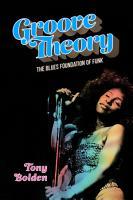Groove Theory PDF