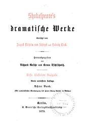 Shakespeare's dramatische Werke: Band 8