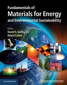 Fundamentals of Materials for Energy and Environmental Sustainability