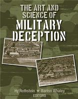 The Art and Science of Military Deception PDF