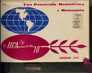 A Hemispheric and Humanistic Projection  IICA  Report PDF