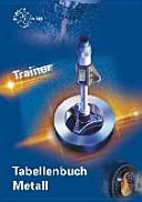 Trainer Tabellenbuch Metall PDF