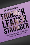 Thinner Leaner Stronger PDF