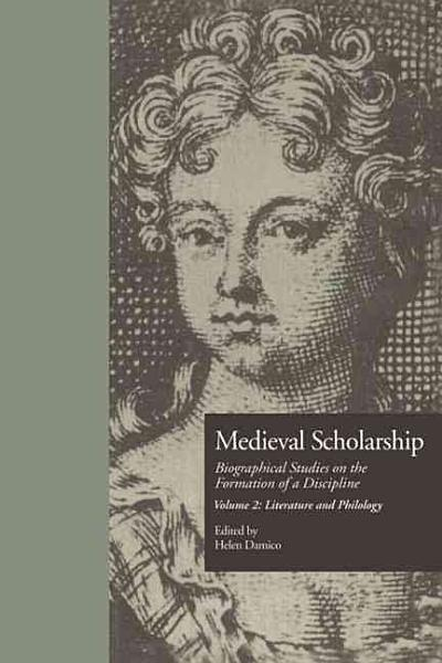 Download Medieval Scholarship  Literature and philology Book