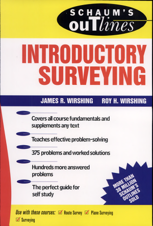 Schaum s Outline of Introductory Surveying