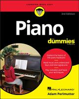 Piano For Dummies  3rd Edition PDF