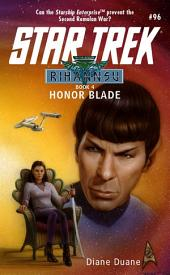 Honor Blade: Rihannsu #4