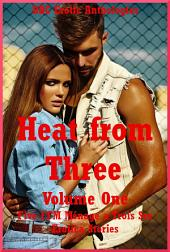 Heat from Three Volume One: Five FFM Ménage a Trois Sex Erotica Stories