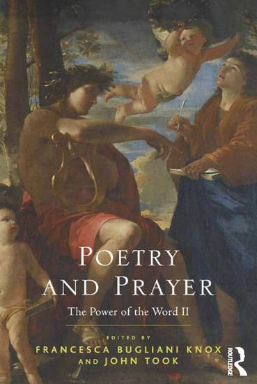 Poetry and Prayer PDF