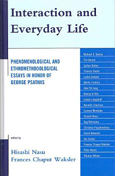 Interaction and Everyday Life PDF