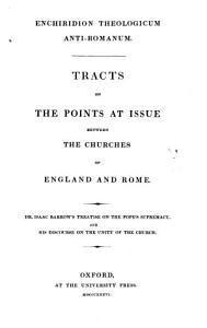 Enchiridion Theologicum Anti Romanum Book