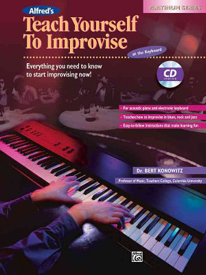 Teach Yourself to Improvise at the Keyboard PDF
