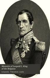 Memoirs of Leopold i., king of the Belgians