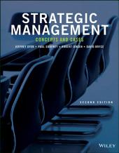 Strategic Management: Concepts and Cases, Edition 2