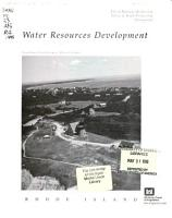 The Work of the U S  Army Corps of Engineers in Rhode Island PDF