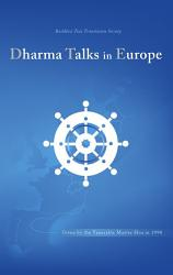 Dharma Talks In Europe Book PDF