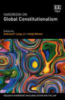 Handbook on Global Constitutionalism PDF