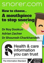 How to choose... a 'Mouthpiece' to stop snoring