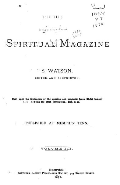 American Spiritual Magazine