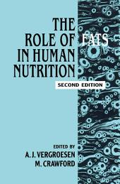 Role of Fats in Human Nutrition: Edition 2
