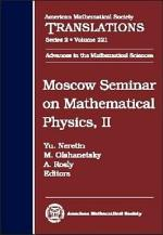 Moscow Seminar on Mathematical Physics, II