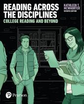Reading Across the Disciplines: Edition 7