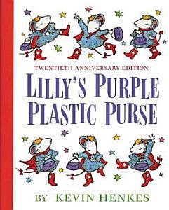 Lilly s Purple Plastic Purse Book