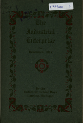 The Industrial Enterprise: Volume 24, Issue 8