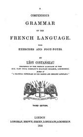 A compendious grammar of the French language