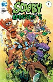 Scooby Apocalypse (2016-) #2